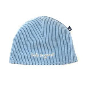 Life Is Good | Reversible Beanie Fleece Cap Hat